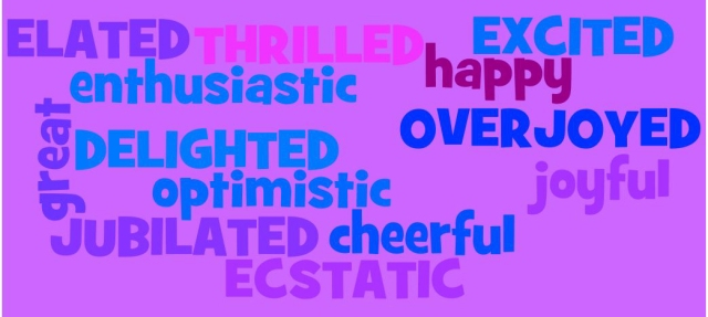 Happiness Wordle