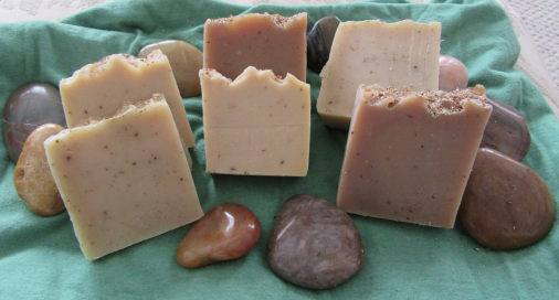 Picture of handmade soap